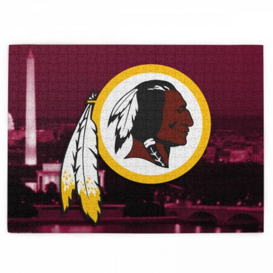 Funny Washington Redskins (Football Team) Picture puzzle #168344 Decoration of Bedroom Background Wall
